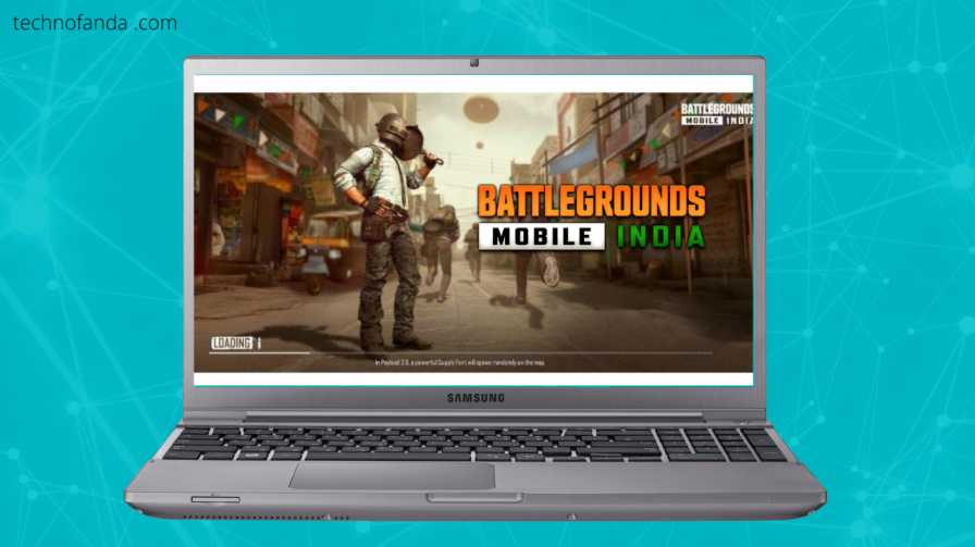 Battleground Mobile India For PC