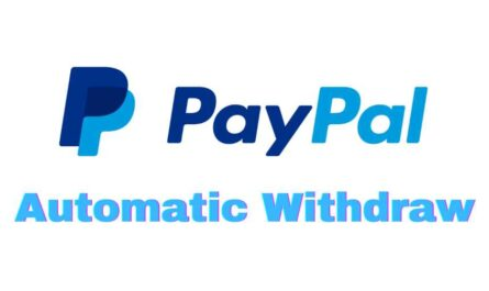 paypal automatic withdraw time